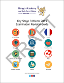 DRAFT Key Stage 3 Winter 2019 Examination revision guide