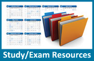 Study/Exam Resources