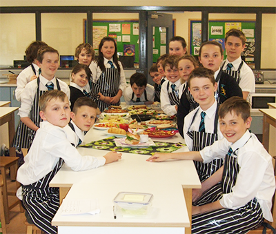 Year 8 Home Economics
