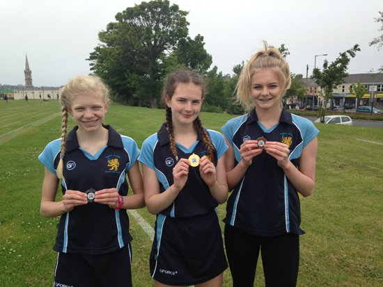 Year 10 Girls 100M