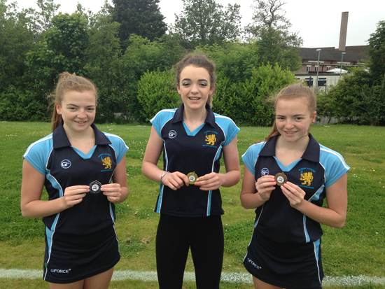 Year 9 Girls 200M