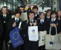 Year 11 visits Opportunity Europe and Beyond 2010