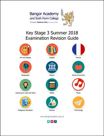 Key Stage 3 Revision Guide
