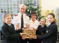Christmas Hampers for the Salvation Army