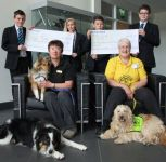 Dogs Trust and Pets as Therapy Donation