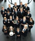 North Down athletics success