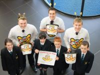 Pudsey Patrol for Children in Need