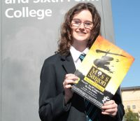 Bangor Academy pupil lands a role in  Miss Saigon at the Mac.