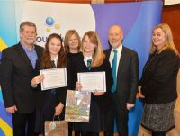 Imogen Year 9 Youth Justice Citizenship competition winner