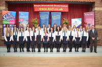 Consort tops Bangor Choral Festival for the Third consecutive year.
