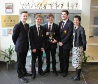 Another Man's Treasure Glitters at Young enterprise Awards