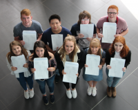 GCSE Results Congratulations