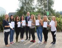A-Level Results Up Again!