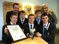 Academy's Top Ten Triumph in their first ever Lego League.