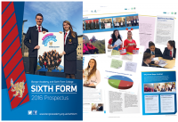Download our Sixth Form Prospectus