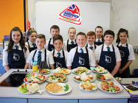 Year 8 Celebrate the Sandwich