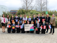 The Academy Achieves Prestigious International School Award
