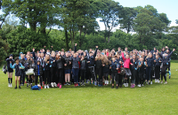 Year 9 Walk to Win House Charity Sponsorship Competition