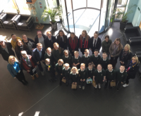 Kilcooley Year 6s pay a visit