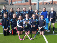 Under-13 hockey team