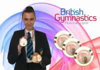 Diana brings home more gymnastic gold