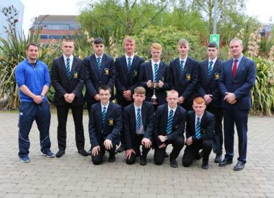 Year 12 Football team