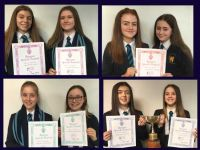 Academy Performers Celebrate Success in Bangor Speech and Drama Festival