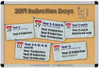 2019 Induction days