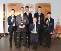 Academy Trampolinists qualify for National Schools' competition next month!