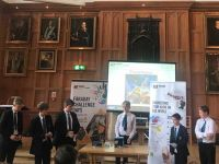 Budding Engineers face the Faraday Challenge
