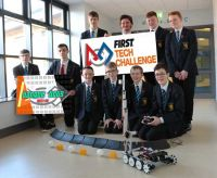 our First Tech Challenge team