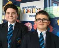 QUB poetry competition success for Year 9 Francophiles.