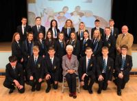 Bangor Academy welcomes survivor from the Holocaust Educational Trust