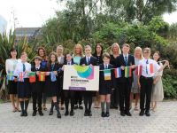 British Council International School Award success for Bangor Academy and Sixth Form College
