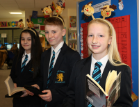 Read, Test, Repeat.  Rudolph's Reading Relay Returns