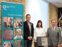 It's Official! We are a Queen's Academy School.