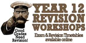Year 12 Revision