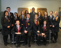 Bangor Academy Pupil Leadership Team
