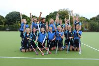 Year 8 A-team Tops Hockey Tournament