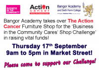 Business in the Community Cares' Shop Challenge